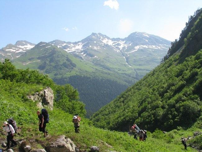 туризм в кавказском заповеднике